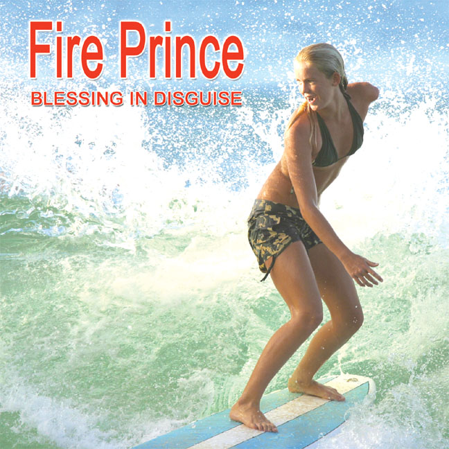 Blessing in Disguise album cover