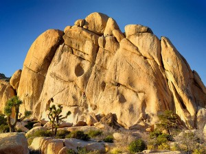 Old Woman rock formation (Joshua Tree National Park)