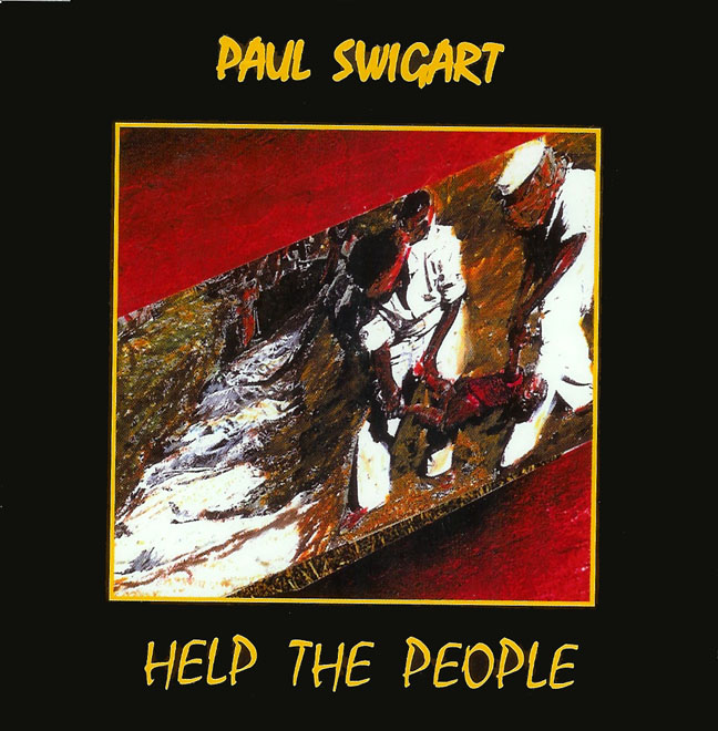 Help the People album cover