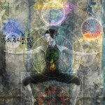 Artwork: Woman with chakras