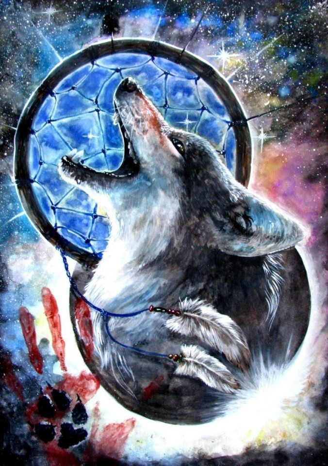 Facing Fears of Change With The Help Of Wolf Medicine, Kalakupua Shamanism, and Plant Consciousness