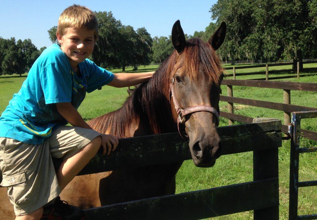 HORSES CHANGE LIVES