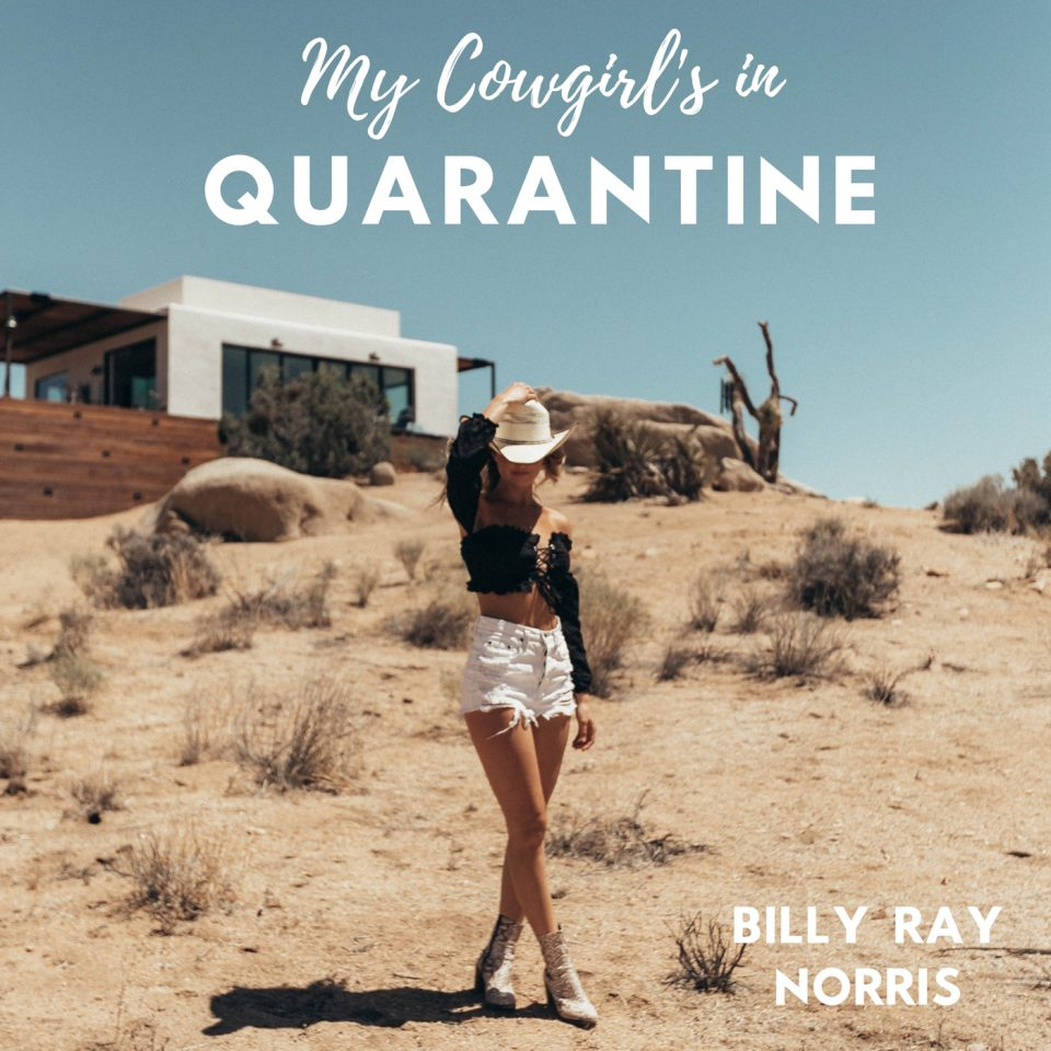 My Cowgirl's in Quarantine cover art